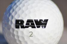 24 Slazenger Distance Golf Balls. LONG!