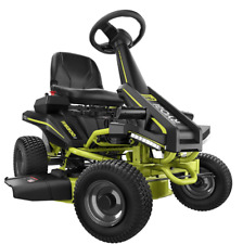 Ryobi 300E 30 in. 50 Ah Battery Electric Rear Engine Riding Mower Local Pick Up!