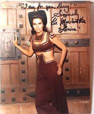 Star Trek Autograph Lee Merriwether as Losira 8 x 10 Photo- Free S&H(Lhau-657)
