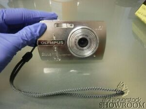 Used & Untested Olympus Stylus 710 All-Weather 7.1MP For Parts Or Repairs Only