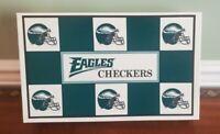 NFL PHILADELPHIA EAGLES 1993 CHECKERS BOARD GAME- NEW IN BOX