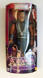 """XENA - ARES THE DELIVERER 12"""" ACTION FIGURE DOLL - SIGNED BY KEVIN SMITH + COA"""