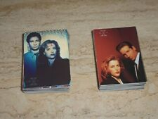Topps X-Files Season 1 base cards complete