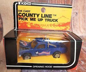 1978 Kidco Die Cast County Line Pick Me Up Truck 102 Nissan Motors Datsun