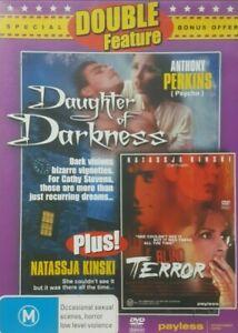 Daughter of darkness + Blind terror DVD Natassja Kinski - B-Grade Horror Movie