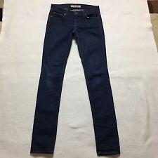 "J brand Women's Skinny Jeans Size 26 (Pencil Leg) Dark Wash 28"" x 33"""