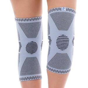 2xKnee compression support sports Protector Sleeve/Knee Brace Support(2 sleeves)