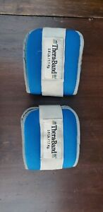 Thera Band Systems of Progressive Exercise Ankle & Wrist Weight Set 2.5 lb. Each