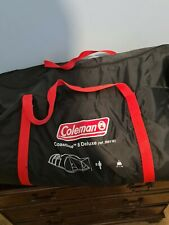 Coleman Coastline 8 Deluxe tent (Ref. 205118) used, great condition with table