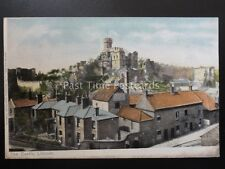 Lincoln THE CASTLE shows R. ELLIS DRURY LANE BREWERY Old PC by J.W. Ruddock 304