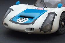 Race Weathered | Exoto 1971 Porsche 910 | Le Mans | 1:18 | # Mtb00062Hflp