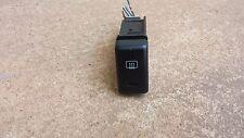 1998-2002 Isuzu Trooper Defrost Switch Button OEM