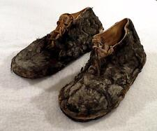 The Planet Of The Apes Movie Prop Human Warrior Shoes Size 12 W/ Coa (Pota)