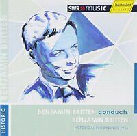 Pears/SWR Sinfonieorchester - Symphonic Suite, Sinfonia da Requiem etc. [CD]