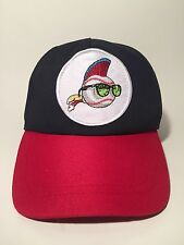Vintage Major League Movie Promo Wild Thing Cleveland Indians Baseball Hat Rare