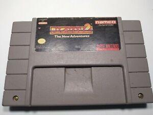 Pac-Man 2: The New Adventures Super Nintendo SNES