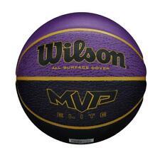 Wilson Basketball MVP Elite Bskt 295 PRBL Size 7 Rubber Cover for All