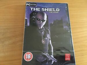 The Shield - PC Game - DVD-ROM - Brand new & Sealed