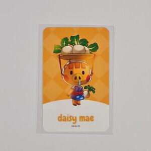 PREORDER NFC Karte Animal Crossing Jorna / Daisy Mae 414 Switch / Switch Lite