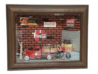 Coca Cola Shadowbox 1998 Vintage Limited Edition #11/100 Excellent Condition