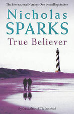 True Believer by Nicholas Sparks Large Paperback 20% Bulk Book Discount