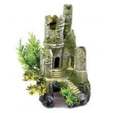 Classic Aquarium Fish Tank Castle Ruin Ornament 0930 Decoration 30 litre BiOrb