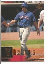 2001 Upper Deck #333 ALEX RODRIGUEZ Texas Rangers Baseball Card