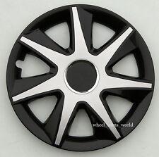 """4x15"""" wheel trims to fit Citroen C2,C3,Xsara,Picasso"""