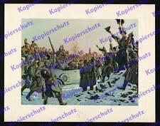 Winterschlacht Masuren Sieg Lyck Ostpreußen Hindenburg Ludendorff Auto Heer 1915