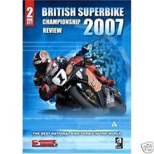 British Superbike Championship Review 2007 (New/Sealed)