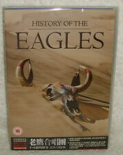 EAGLES History of the Eagles Taiwan 2-DVD w/OBI (Chinese-sub.)