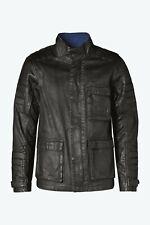 Giacca da motociclista rinforzata PMJ con protezioni - mod.DISTRICT uomo TG.XL