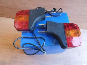 Rear Combination Light set for Tractor (side light and indicator LH/RH)