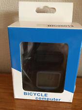 BLUSMART WIRELESS BICYCLE COMPUTER BLACK-NEW
