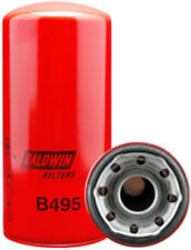 Engine Oil Filter Baldwin B495 ( 4 PACK )