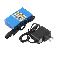BATTERIE RECHARGEABLE 12V Li-ion 1800mAh + CHARGEUR BATTERY ACCU LITHIUM PLUG EU