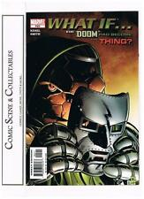 WHAT IF? DR. DOOM HAD BECOME THE THING  #1  {NM} . MARVEL,  2005.