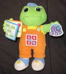 Leapfrog LEARNING FRIEND TAD English Spanish TOY Colors Numbers Bilingual Teach