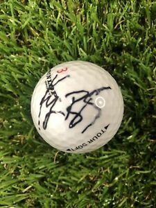 KEEGAN BRADLEY HAND SIGNED DUNLOP GOLF BALL THE US PGA CHAMPION 2011 With COA