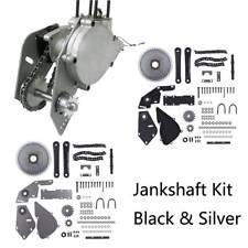 Shifter Jackshaft Speedometer Kit For 66 80cc Gas Motorized Bicycle Black/Silver