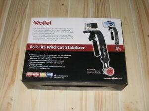 Rollei XS Wild Cat Stabilizer **NEW**