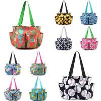 Durable Multipurpose 7 Pocket Organizer Caddie Tote Carry Bag