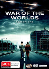 War of The Worlds Season 1 DVD Region 4 Like Watched Once