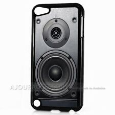 ( For iPod Touch 6 ) Back Case Cover AJ10406 Speaker Picture
