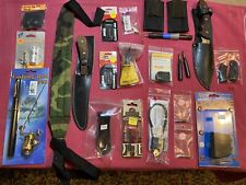 Gun And Hunting Recurve Archery Miscellaneous Lot