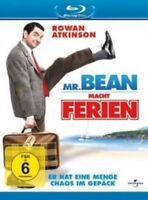 MR.BEAN MACHT FERIEN -  BLU-RAY NEUF ROWAN ATKINSON,WILLEM DAFOE,KAREL RODEN