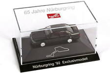 1:87 Audi V8 Black Nürnburgring 92 - 65 Years - without Certificate