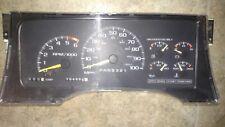 Rebuilt C1500 Chevy Silverado Instrument Cluster 6k Tach 95 96 97 98 109k miles