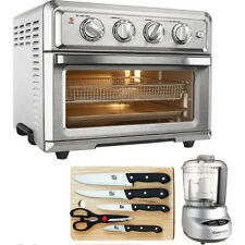 Cuisinart TOA-60 Air Fryer Toaster Oven w/ Ultimate Kitchen Bundle