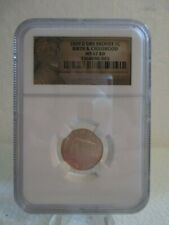 2009-D SMS Bronze Lincoln Commemorative Cent - Birth & Childhood - Graded MS67RD